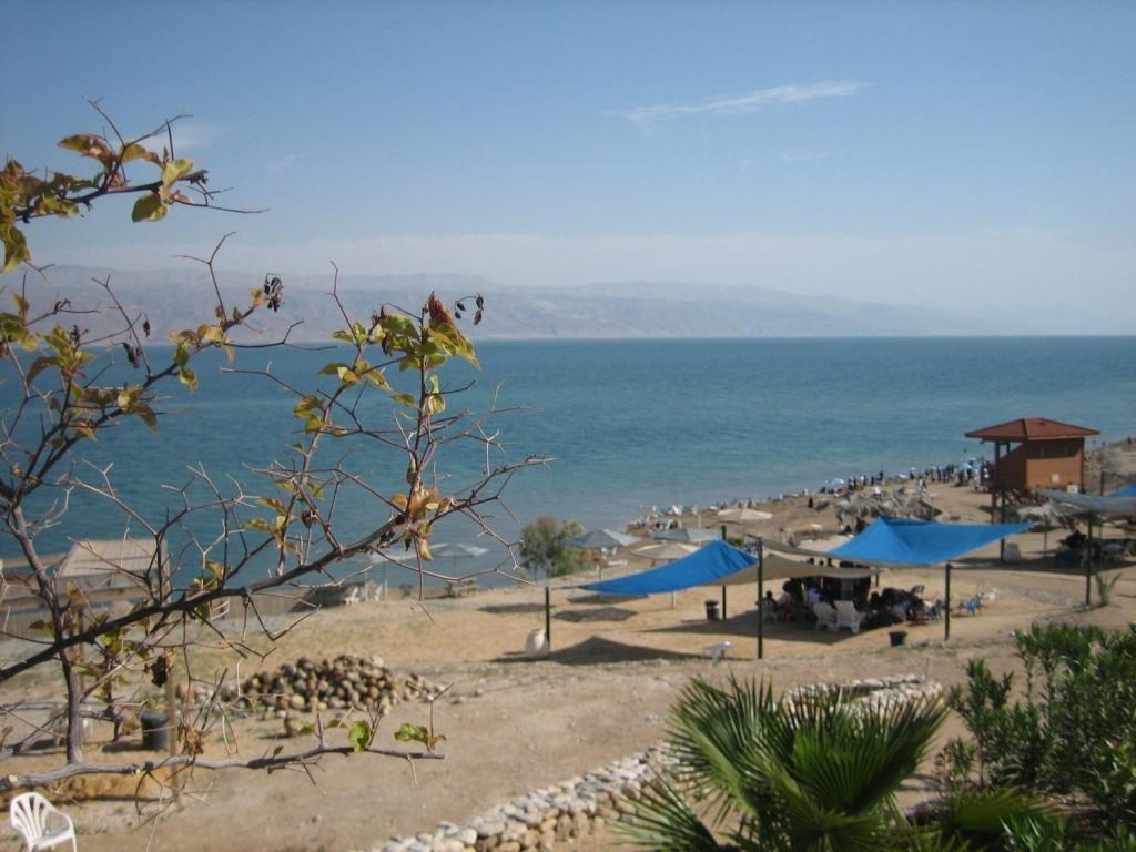 Пляж Калия - Блог про Израиль