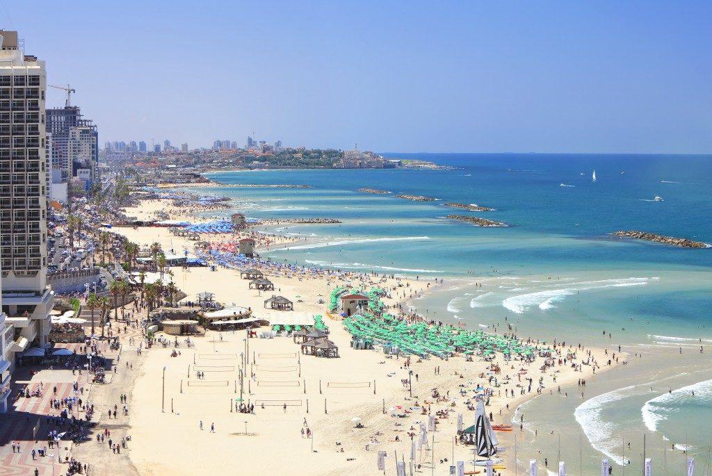 Тель - Авив - Блог про Израиль
