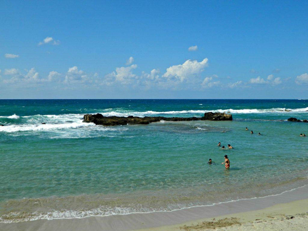 Пляж Ахзив - Блог про Израиль