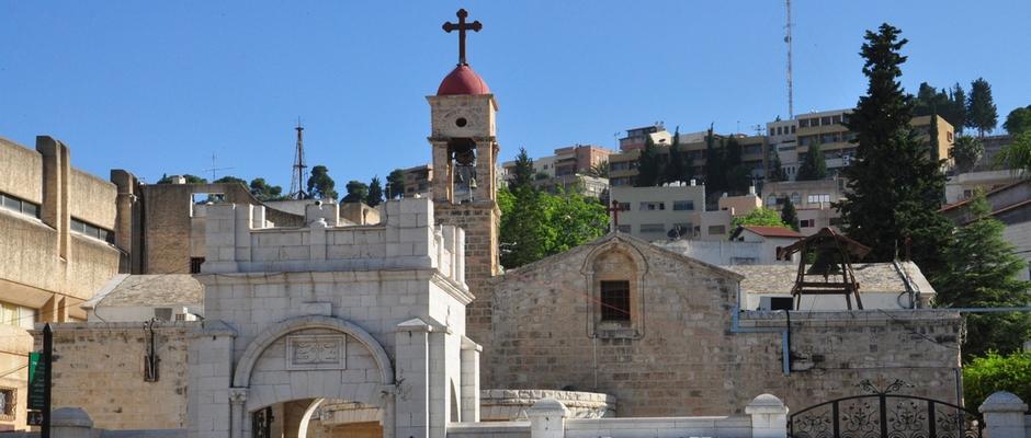 Церковь Архангела Гавриила - Блог про Израиль