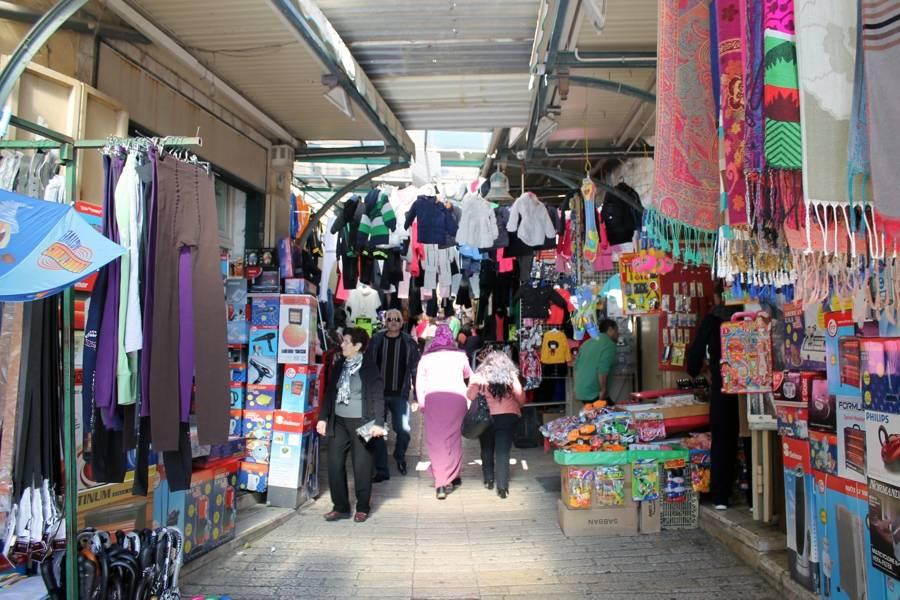Рынок в Назарете - Блог про Израиль