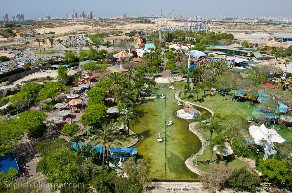 Суперленд Ришон ле Цион - Блог про Израиль