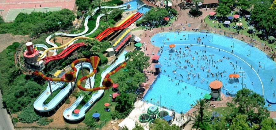 Детские парки и аттракционы - Блог про Израиль