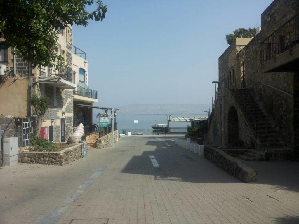Возле озера - Блог про Израиль