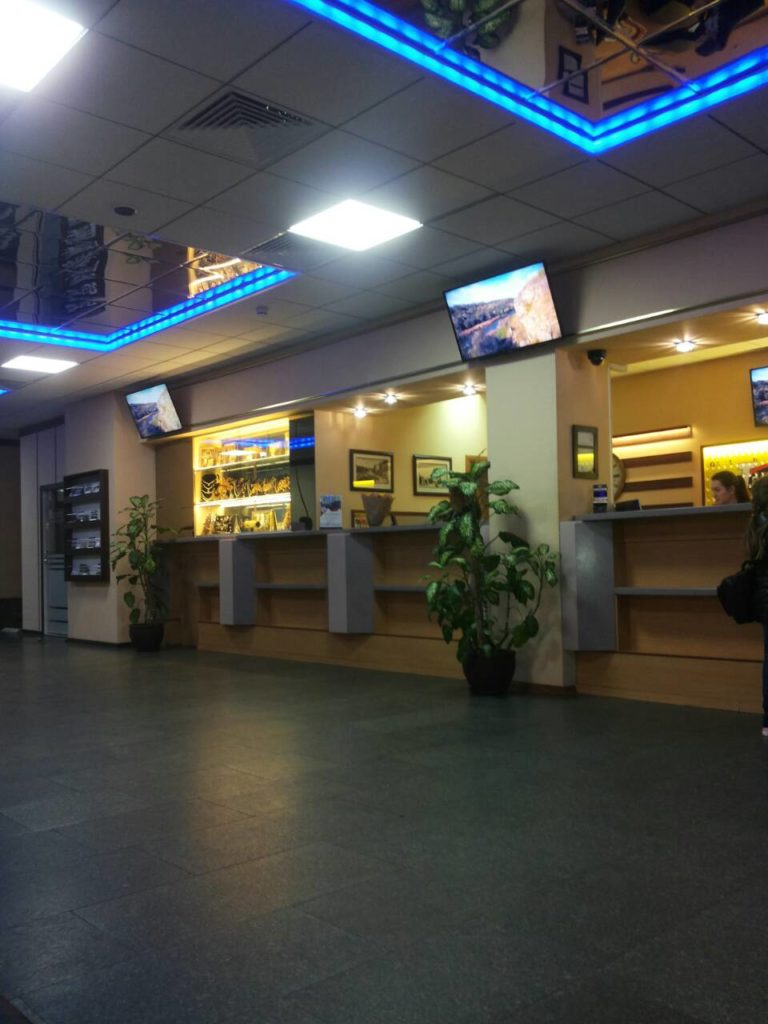 "Гостиница ""Турист"" - Блог про Израиль"