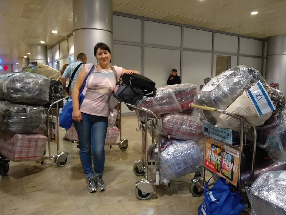 Багаж в Бен Гурионе - Блог про Израиль