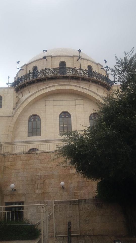 Синагога в Иерусалиме - Блог про Израиль