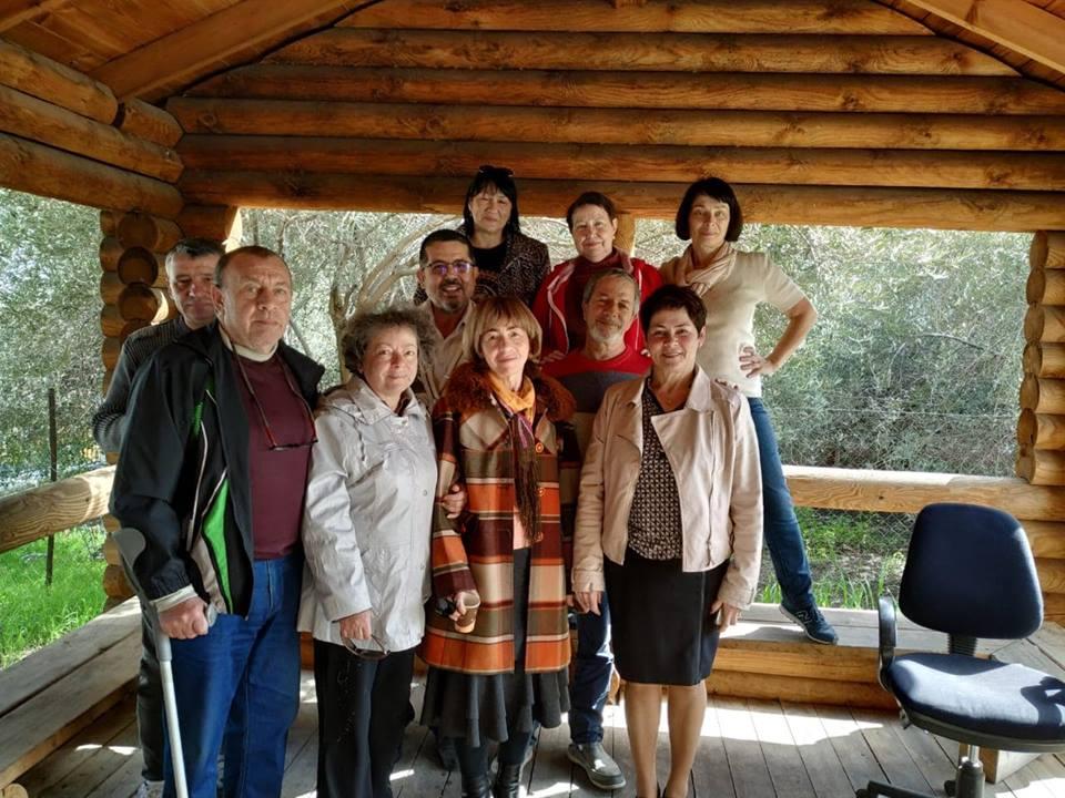 Моя группа в ульпане. Блог про Израиль