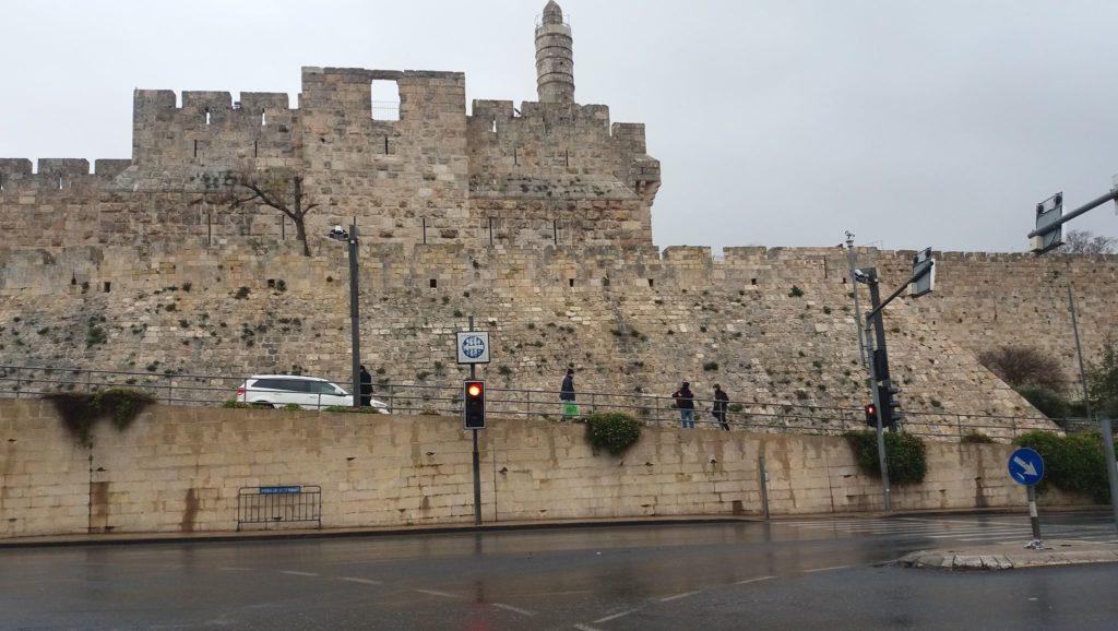 Старый город - Блог про Израиль