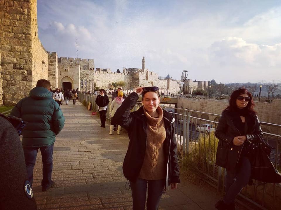 Экскурсии - Блог про Израиль