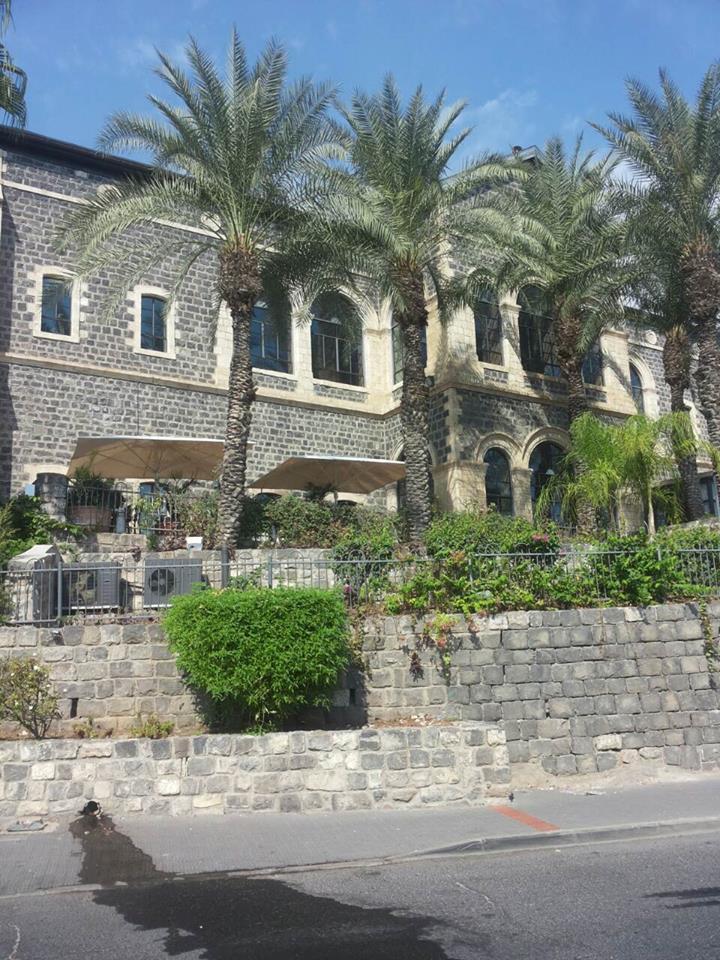 Гостиница Тверии - Блог про Израиль