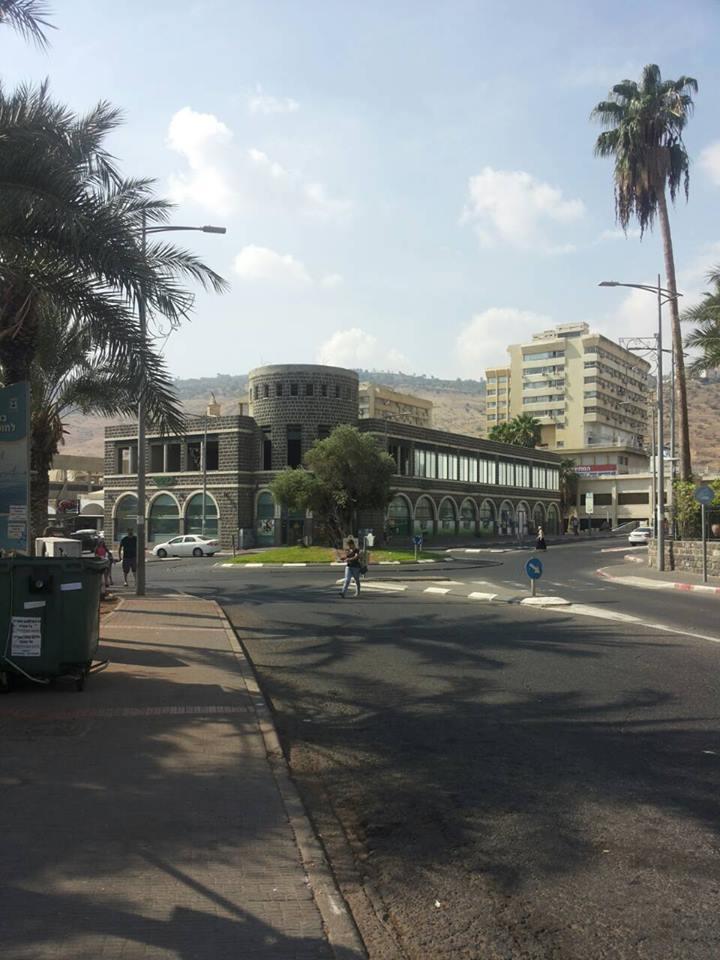 Центр Тверии - Блог про Израиль