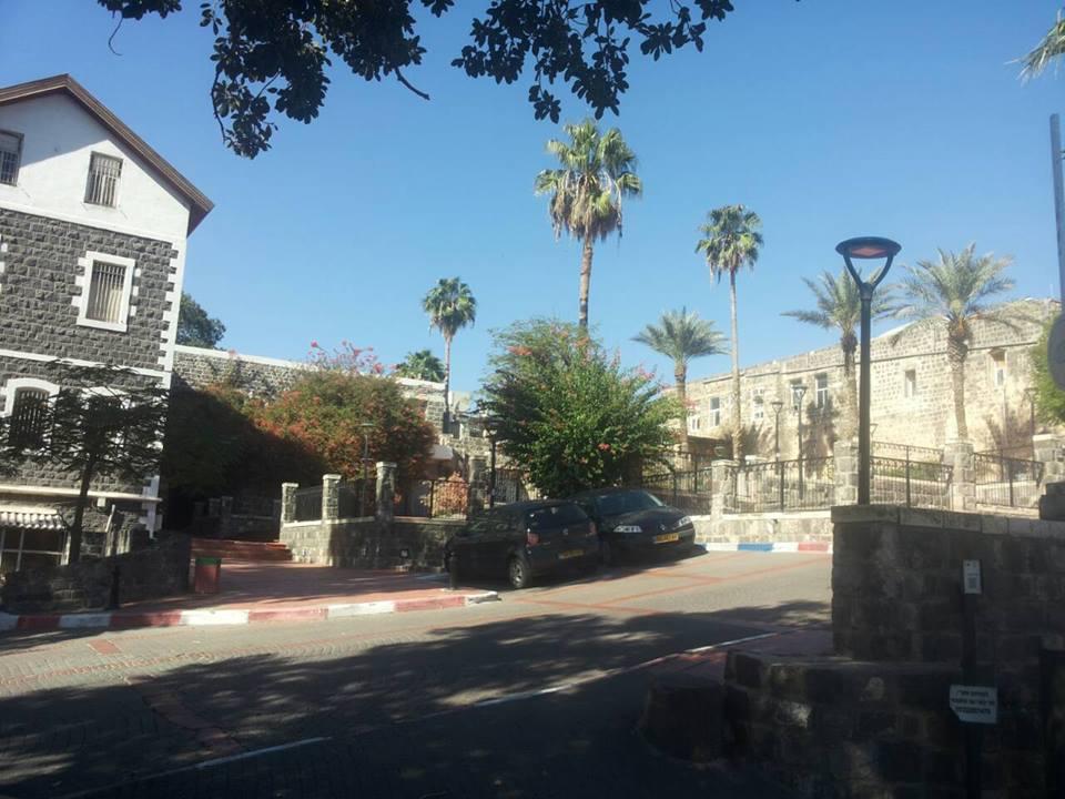 Архитектура Тверии - Блог про Израиль