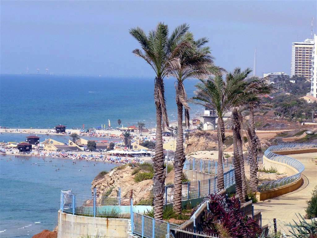 Нетания -Блог про Израиль