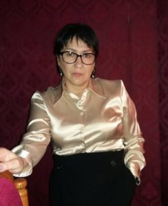 Елена Коробова - консультация по вопросам репатриации