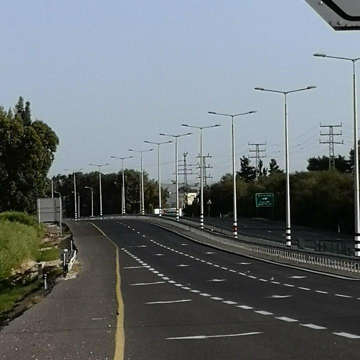 Дороги в Израиле - Блог про Израиль