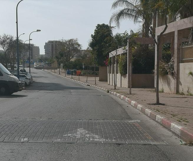 Улицы во время карантина - Блог про Израиль