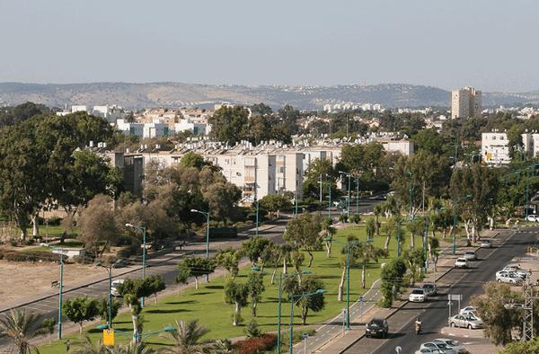 Крайот Кирьям-Ям - Блог про Израиль