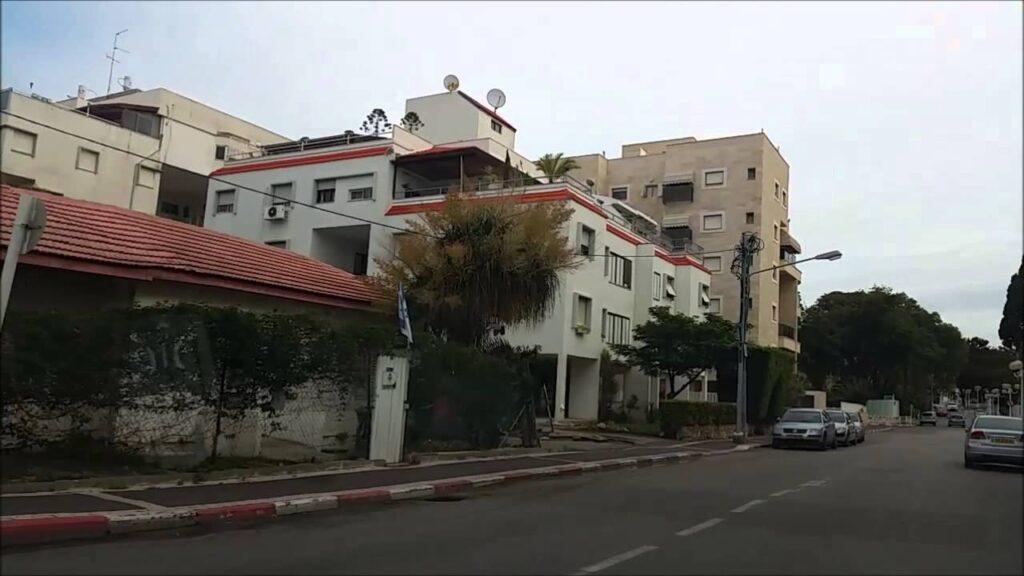 Улицы Нагарии - Блог про Израиль