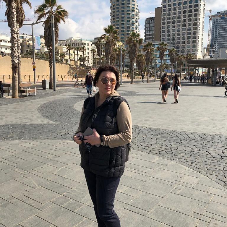 Тель - Авив набережная - Блог про Израиль