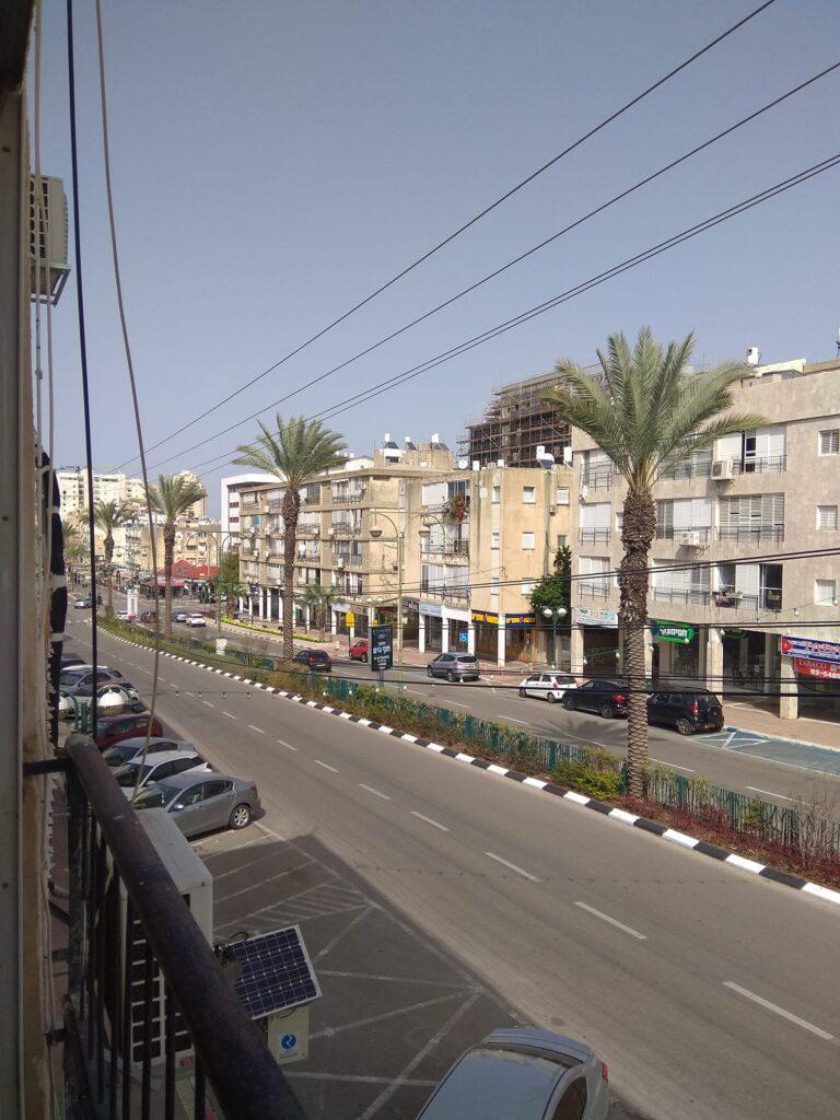 Карантин в Израиле